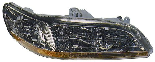 (Depo 317-1114R-US Honda Accord Passenger Side Replacement Headlight Unit without)