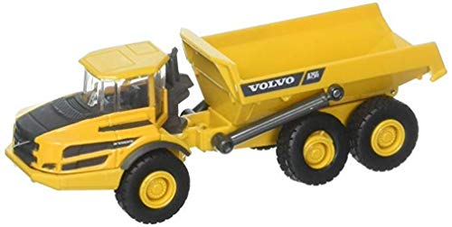 New Ray Volvo A25G Articulated Construction Dump Truck