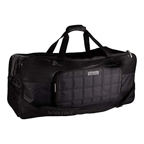 Volkl Tour Duffle Tennis Bag Black and Stealth ()