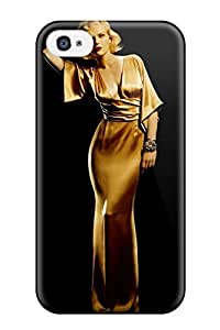 AnnaSanders Perfect Tpu Case For Iphone 4/4s/ Anti-scratch Protector Case (dunst Celebrity Woman Hot Kirsten People Celebrity) by lolosakes
