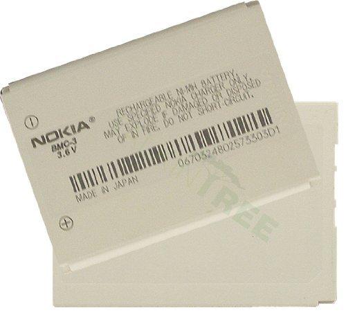 Nokia Battery Bmc-3 1260 3360 3390 3395 3330 3310 3310 3390 3395 Cell Phones