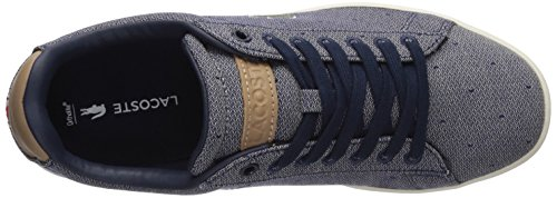 Sneaker Lacoste Women's Navy Evo Denim Carnaby Ox7xRaq