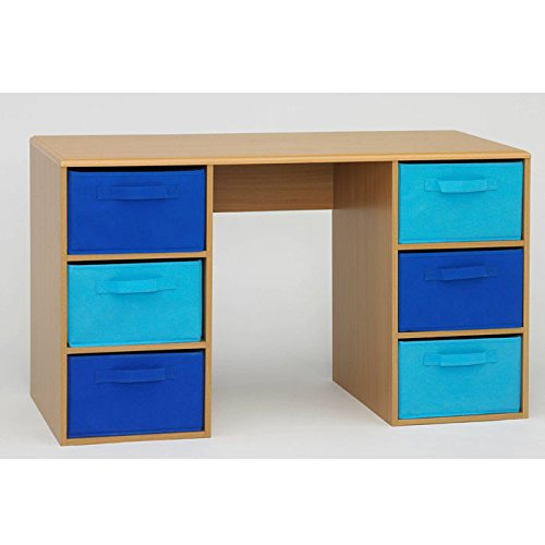 4D Concepts Boy's Student Desk, Beech 12334