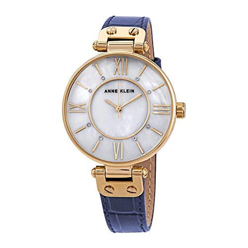 Anne Klein Dress Watch (Model: AK/3228MPNV