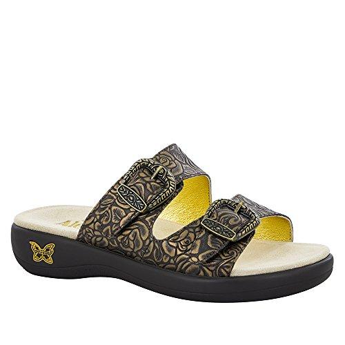 Alegria Womens Jade Slide Sandal Cowgirl Glam Size 36 EU (6-6.5 M US Women)