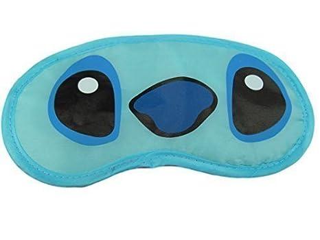 Mascara para Dormir Adultos Niños de Lilo & Stitc por Fat-catz-copy-