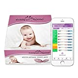 Easy Home 50 LH Ovulation Tests and 20 HCG Pregnancy Test Strips Kitthe and trusted Ovulation Predictor Kits 50 LH 20 HCG Tests