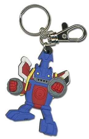 Digimon Balliston PVC Llavero: Amazon.es: Juguetes y juegos