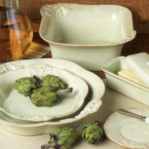 (Casafina Madeira Sage Green Dinner Plate 11)