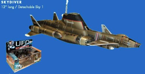 Product Enterprise UFO - Skydiver