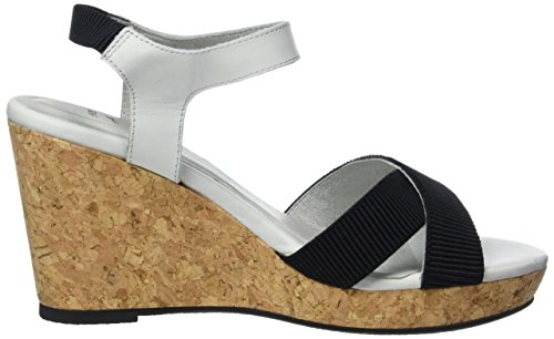 Shoe The Bear Damen Alec L Plateau Mehrfarbig (170 BLUE)