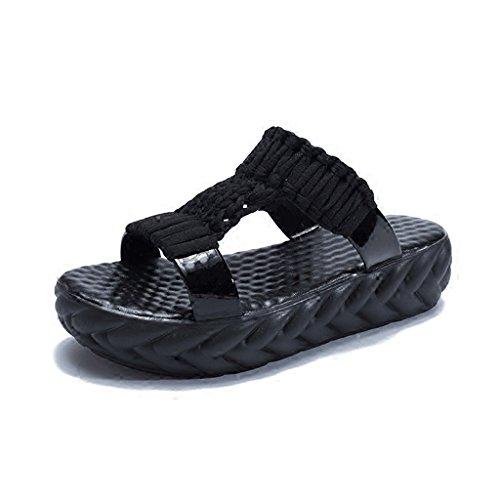 Fashion Spiaggia Casual Sport dimensioni Pantofole Antiscivolo Scarpe Da Summer 6 Resistente Ladies 0 q4wpMXE