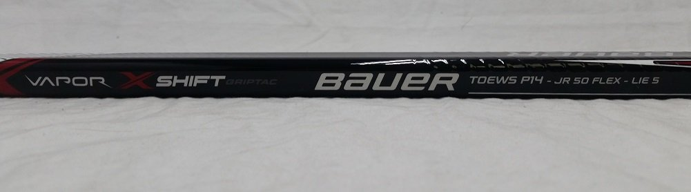 Bauer Vapor X Shift Composite Hockey Stick with GripTac Junior 50-SDC Right Hand by Bauer Hockey (Image #4)