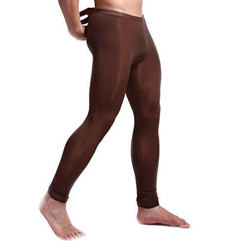 22f7ab428ea Sozixi Men s Sheer Long Underwear Climbing Clothing  Amazon.co.uk  Clothing