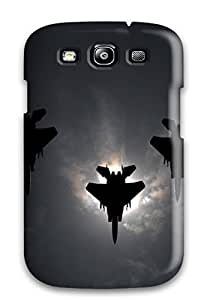 Cynthaskey Scratch-free Phone For Case Iphone 4/4S Cover- Retail Packaging - Flight Formation