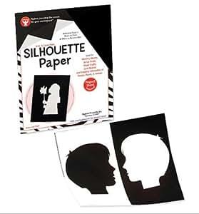 14855 Silhouette Paper - 5 x 8 (1000)