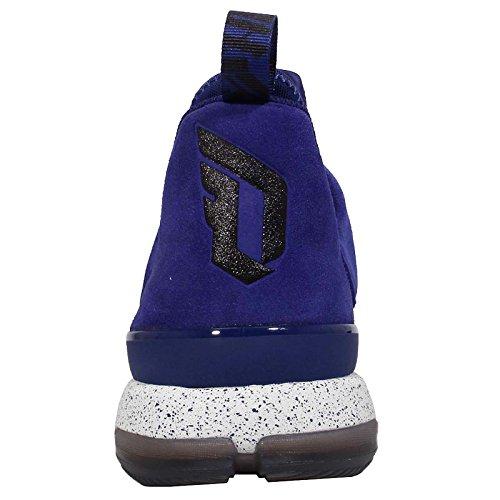 adidas D Lillard - Zapatillas para hombre WEBER STATE-PURPLE/BLACK/WHITE