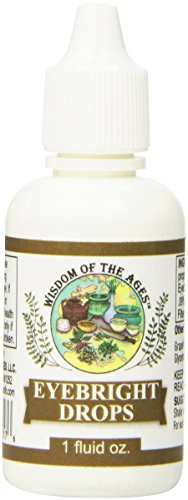Eyebright Drops - Wisdom of the Ages, 1 fl oz. (Original Version)