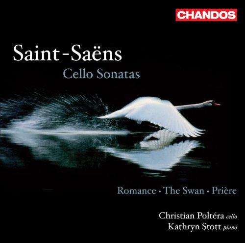 Saint-Saens, C.: Cello Sonatas / Priere / The Swan / Romance, Op. 36 (The Swan Carnival Of The Animals Cello)