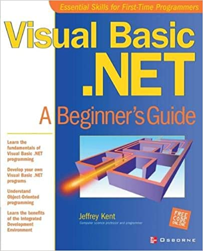 A Beginners Guide Visual Basic.NET