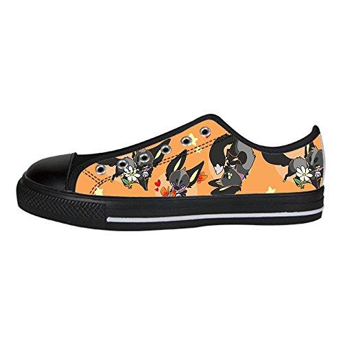 Alto Scarpe Scarpe Tetto I delle Canvas Custom Ginnastica Lacci Shoes Women's Dalliy Fox da Scarpe 6OpvSq8x