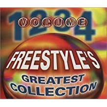 4CD Freestyle's Greatest Collection 4 cd set
