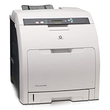 HP Color LaserJet 3600dn Printer - Impresora láser (Hasta 50000 ...