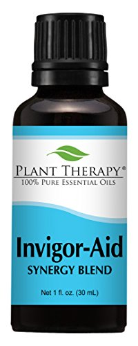 Plant Therapy Invigor Aid Essential Therapeutic
