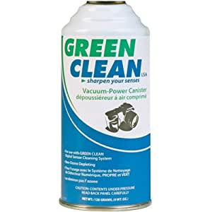 Green Clean USA SC 6000R 4 ounce Vacuum Power Replacement Canister