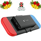Power Bank for Nintendo Switch Charger -10000mAh Replacement External Portable Battery Pack Backup Case Compatible with Smartphone & Travel Video Game Charger Adapter Supply for Nintendo Switch