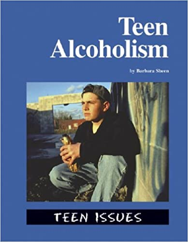 What are some books on teenage drinking?