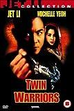 Twin Warriors [DVD] by Jet Li