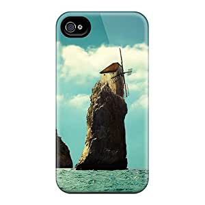 Case Cover Rock City/ Fashionable Case For Iphone 4/4s by Maris's Diary
