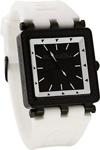 Rockwell Time CF Lite Watch, White/Black by Rockwell Time