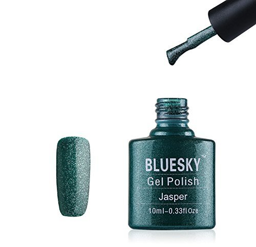 Bluesky UV/LED Gel Soak Off Nail Polish, Jasper by