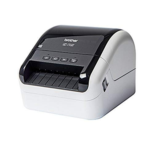 Brother QL1100ZG1 PTOUCH Impresoras de Etiquetas QL1100 300x300dpi USB