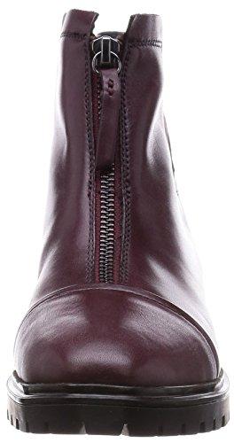 Botas para mujer, color Rojo , marca GEOX, modelo Botas Para Mujer GEOX D PEACEFUL Rojo Rojo