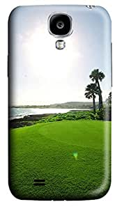 Samsung S4 Case Eye Protection Green Scenery 2 3D Custom Samsung S4 Case Cover wangjiang maoyi by lolosakes
