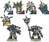 Games Workshop Chaos Space Marine Icon Bearer Blister