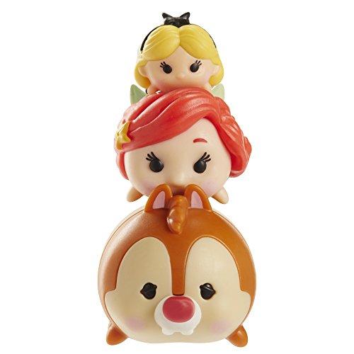 Tsum 3 Pack Figures Ariel Alice