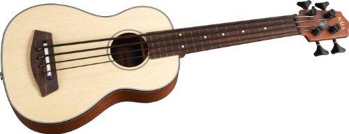 Kala U-Bass - 4-String, Fretless, Spruce