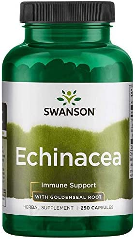 Swanson Echinacea Echinacea Supplement