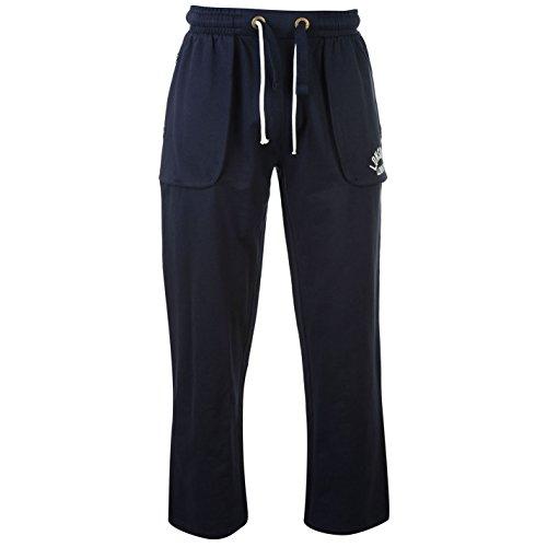 de de Pantalon hommes bleu sport sport pour Lonsdale de boxe de Pantalon de survêtement Pantalon marine survêtement de 8Pkn0wXNO