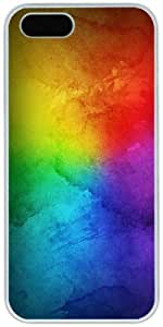 Abstract Colorful Pattern Theme Hard Back Cover Case For iphone 5 5s