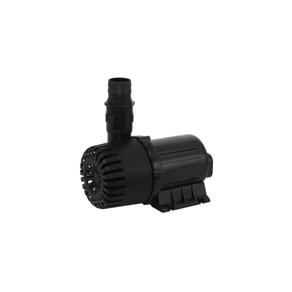 EcoPlus 3175 GPH (12018 LPH, 160W) Submersible Water Pump w/ 30 ft Power Cord | Aquarium, Fish Tank, Fountain, Pond, Hydroponics