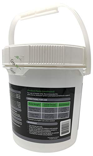 Cetyl M Complete Joint Action Formula for Horses, 3 Pounds by Cetyl M (Image #3)