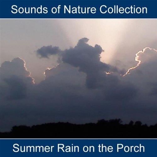 Summer Rain On the Porch