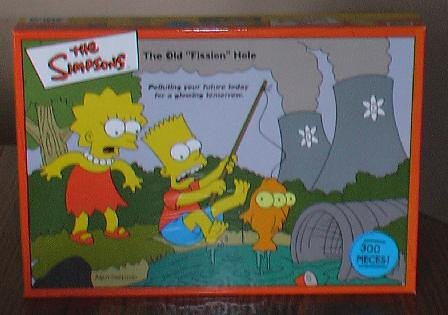 The Simpsons The Old