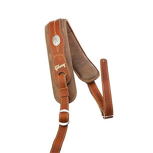 Gibson Gear ASAU-BRN Austin Comfort Strap ()