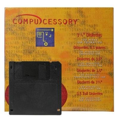 Compucessory 1.44MB Floppy Disk by Compucessory